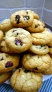 Cranberries + White Chocolate Chips + Citrus Peel ... all in a cookie - - l.o.v.e