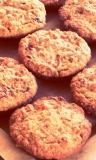 Strawberrytastic Cornmeal Cookies